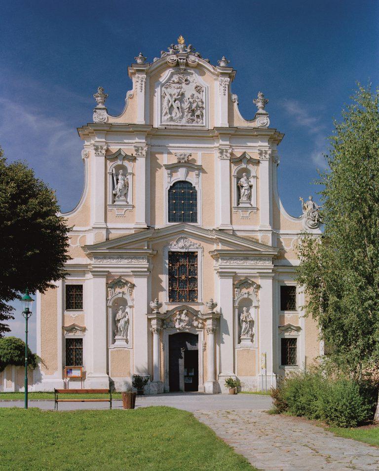 Pfarre Sankt Andrä an der Traisen, ehemaliges Augustiner-Chorherrenstift