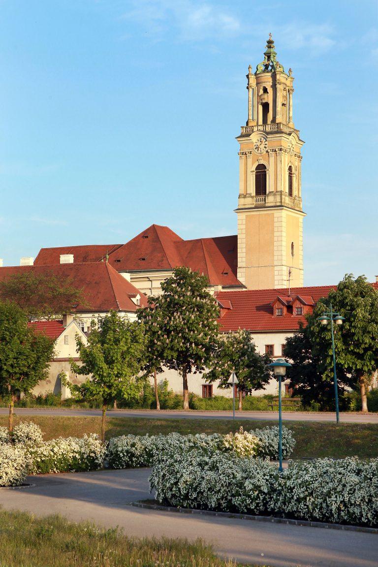 Pfarre Herzogenburg, Augustiner-Chorherrenstift