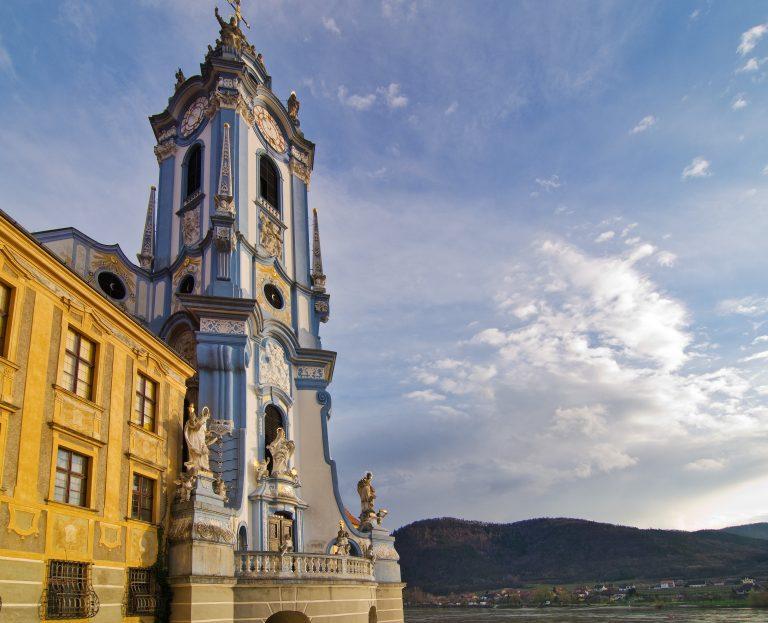 Pfarre Dürnstein an der Donau, ehemaliges Augustiner-Chorherrenstift
