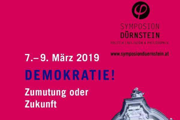 © Symposion Dürnstein